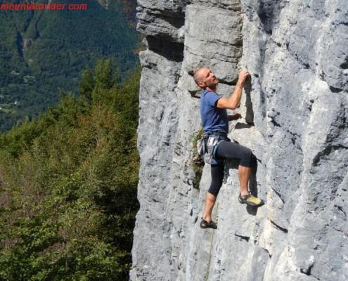 arrampicare a casso