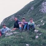 Un campeggio per scoprire la mia passione per la montagna