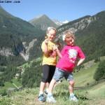 Vacanze in montagna in Austria con bambini