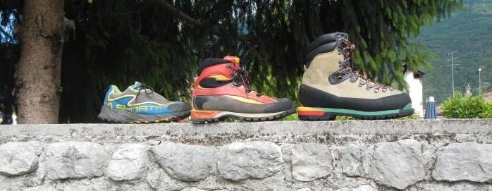 Come scegliere le scarpe da montagna ideali per il trekking fb7aa041073