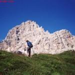 Sass de Mura, avventura nelle Dolomiti Feltrine