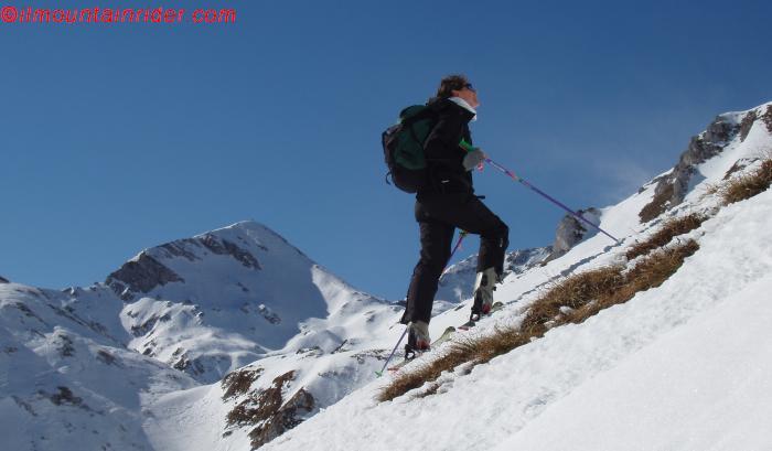 iniziare a fare scialpinismo