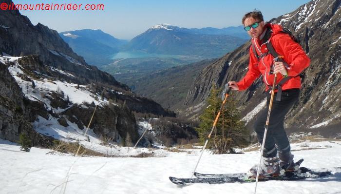 scialpinismo in alpago