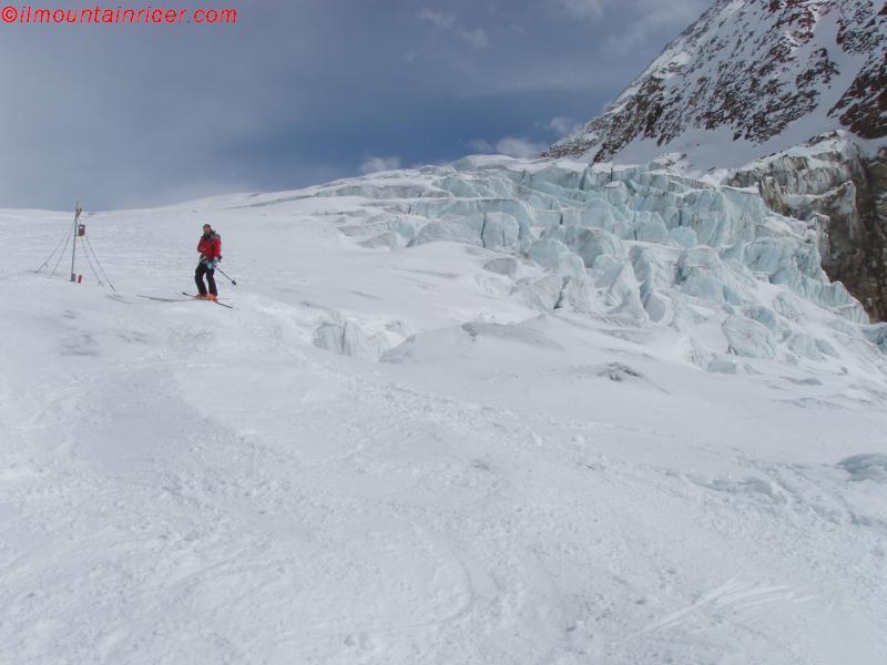 monte vago skitour