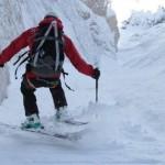 Freeride nelle Dolomiti: 5 domande a Francesco Tremolada