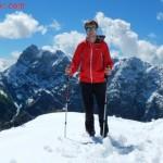 Il fascino di andare in montagna da soli