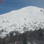 La valanga del Monte Tremol