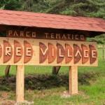 Dove dormire in un villaggio sugli alberi