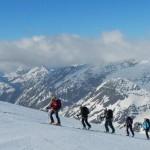 Quali sono i professionisti della montagna
