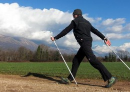 iniziare a fare nordic walking