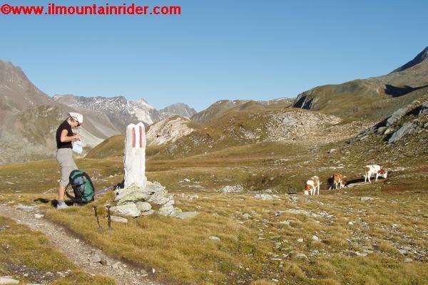 preparare un'escursione in montagna