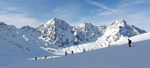 sciare a fine stagione