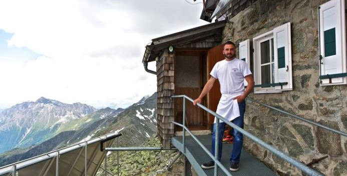 lavorare in montagna