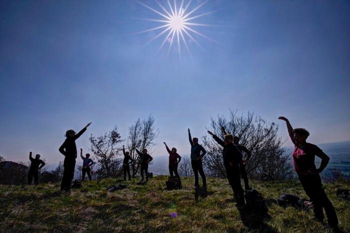 escursioni del benessere