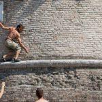 Che cos'è lo Street Boulder o Urban Climbing