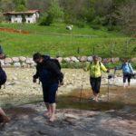 Cura dei piedi durante e dopo il trekking