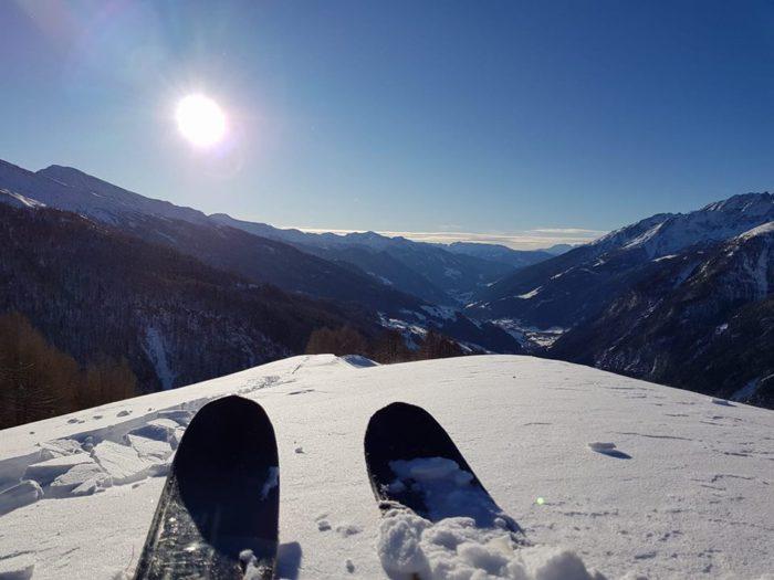 scegliere l'abbigliamento da sci