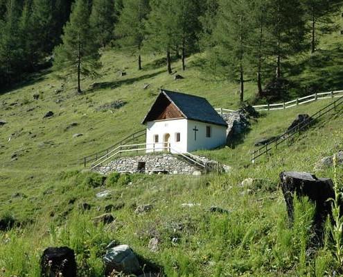 Bricciuskapelle