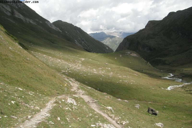 camminare in Austria