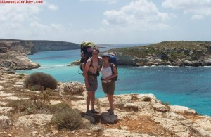 Lampedusa spiaggia dei conigli