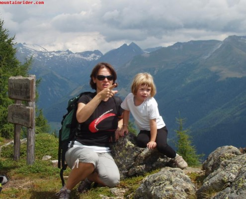 Vacanze in montagna in austria