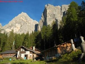 Val Zoldana, Rifugio Bosconero
