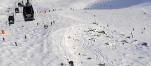 incidente sugli sci a Schumi