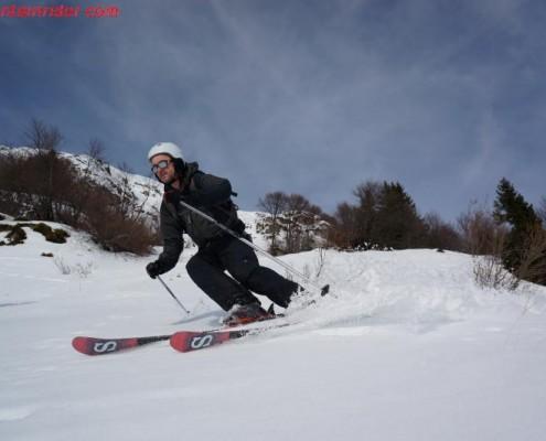 sci freeride a Piancavallo