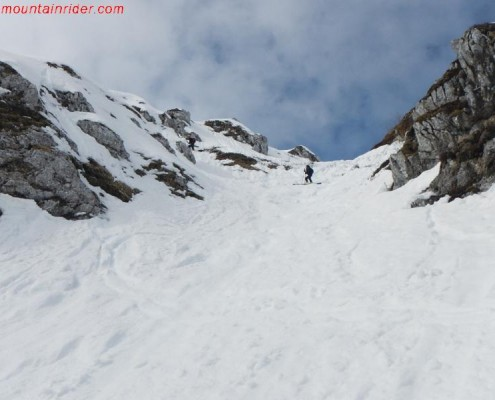 Sci freeride a Piancavallo