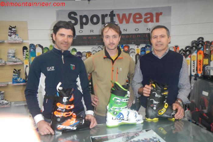 scegliere gli scarponi da sci