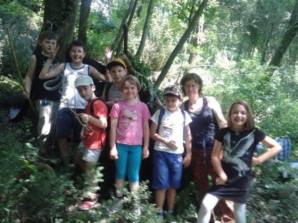 insegnare ai bambini a rispettare la natura