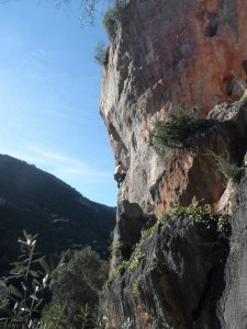 arrampicare in Iglesiente