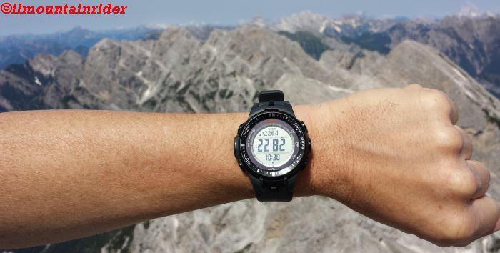orologi per l'outdoor