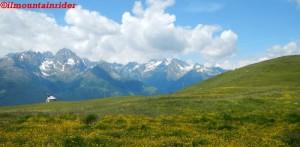 vacanza in montagna in estate