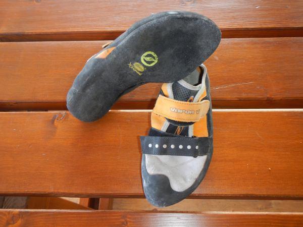 attrezzatura per l'arrampicata sportiva