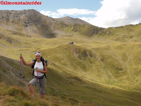 trekking in Austria