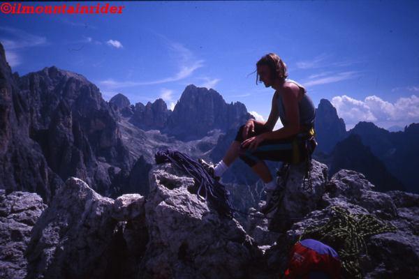 perché si va in montagna