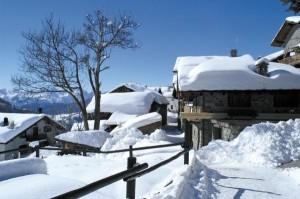 località turistiche invernali senza auto