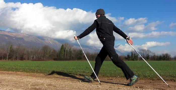 iniziare a fare nordic walking