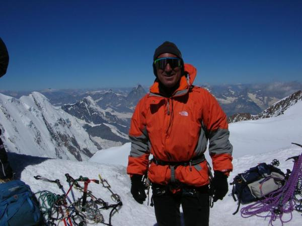 diventare guida alpina
