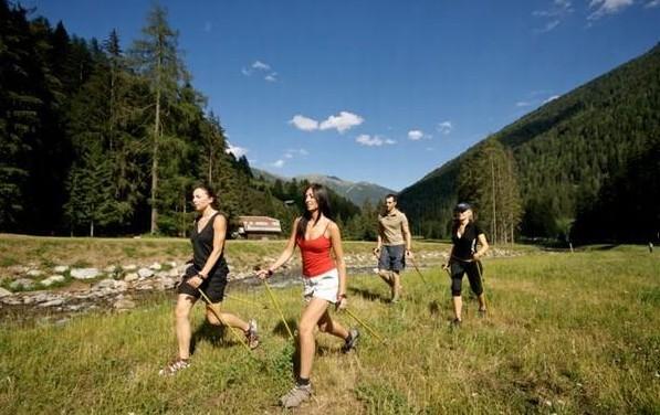 differenze tra trekking e nordic walking