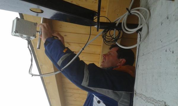 Renato al lavoro