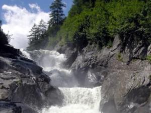 cascate degli Alti Tauri