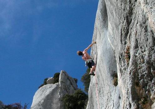 errori in arrampicata